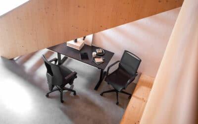 Wichtige Kriterien für ergonomische Bürostühle, Teil 1: Der Stuhl