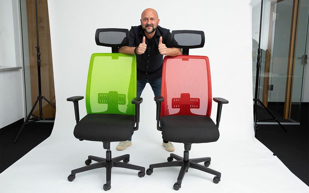 Wichtige Kriterien für ergonomische Bürostühle, Teil 3: Der Hersteller
